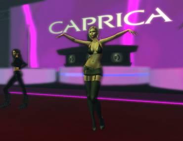 Caprica V-Club