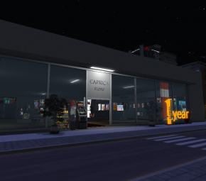 Caprica Grid shops and markets